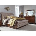 Liberty Furniture Cotswold  Queen Bedroom Group - Item Number: 545-BR-AQSLDM
