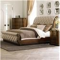 Liberty Furniture Cotswold  Queen Sleigh Bed - Item Number: 545-BR-QSL