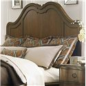 Vendor 5349 Cotswold  Transitional Queen Panel Headboard - Headboard Shown May Not Represent Exact Size Indicated