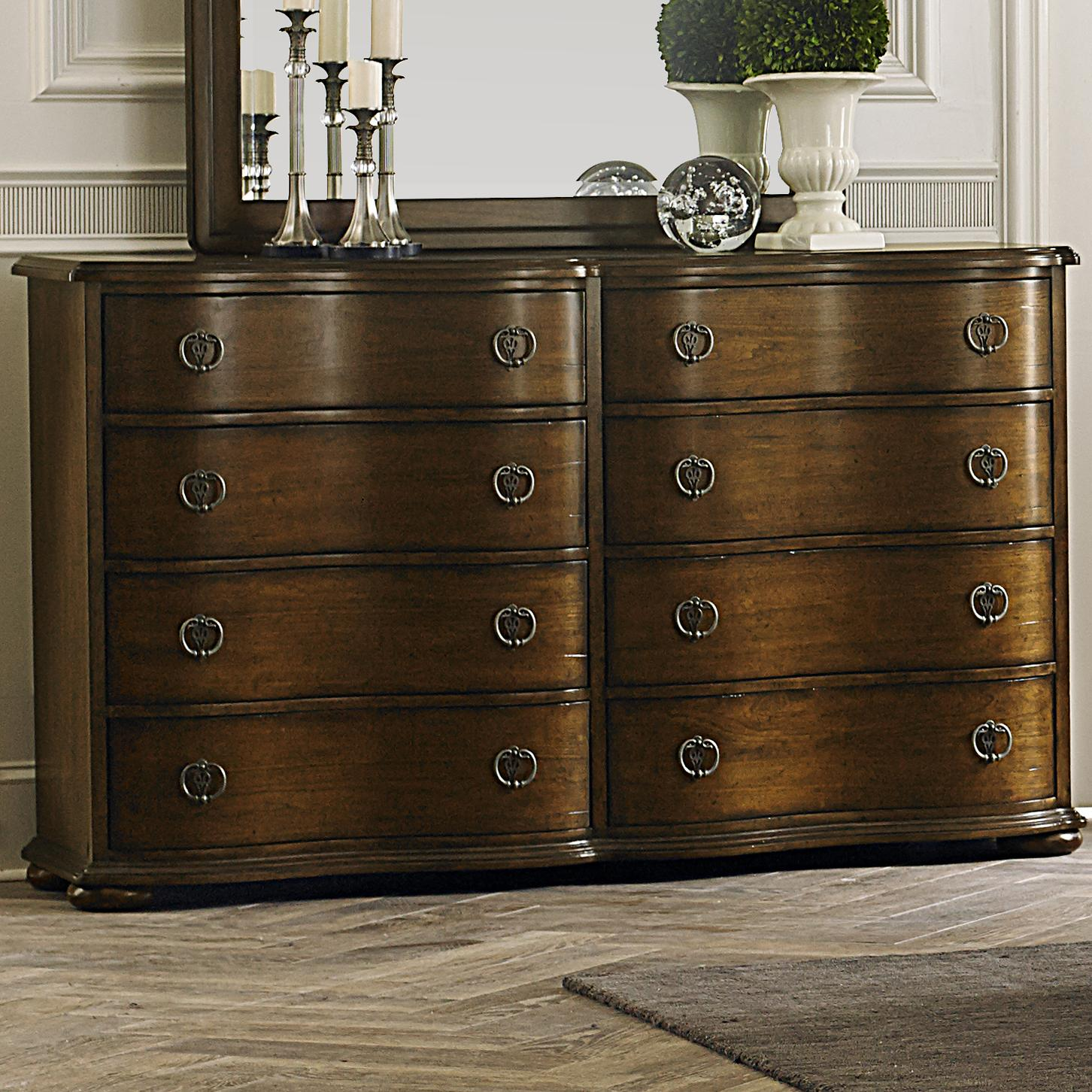 Liberty Furniture Cotswold 545 Br31 Transitional 8 Drawer Dresser Furniture And Appliancemart