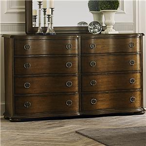 Liberty Furniture Cotswold  8 Drawer Dresser