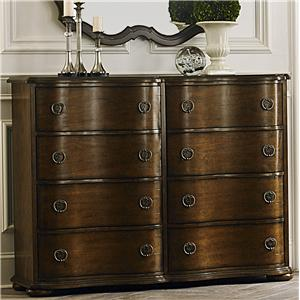 Liberty Furniture Cotswold  8 Drawer Bureau
