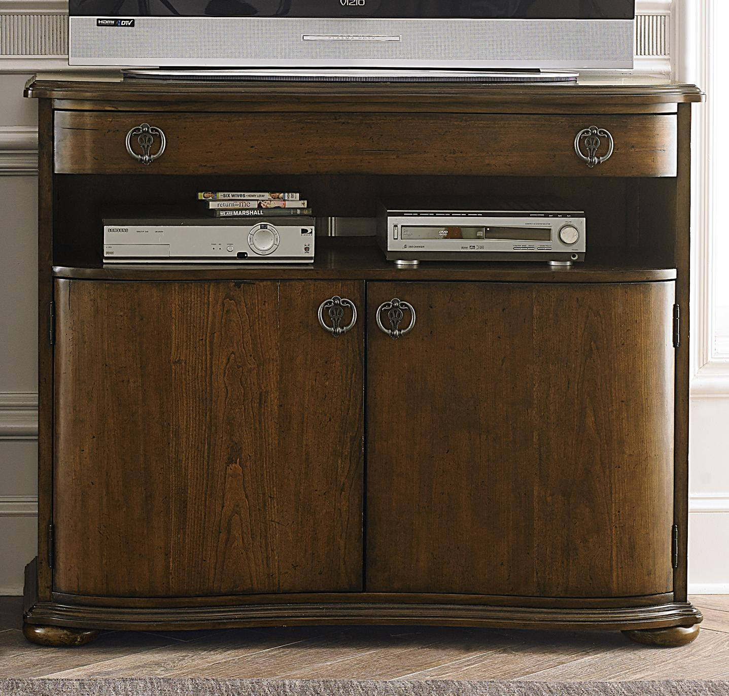 Liberty Furniture Cotswold 545 Br45 Media Chest Northeast Factory Direct Media Chests