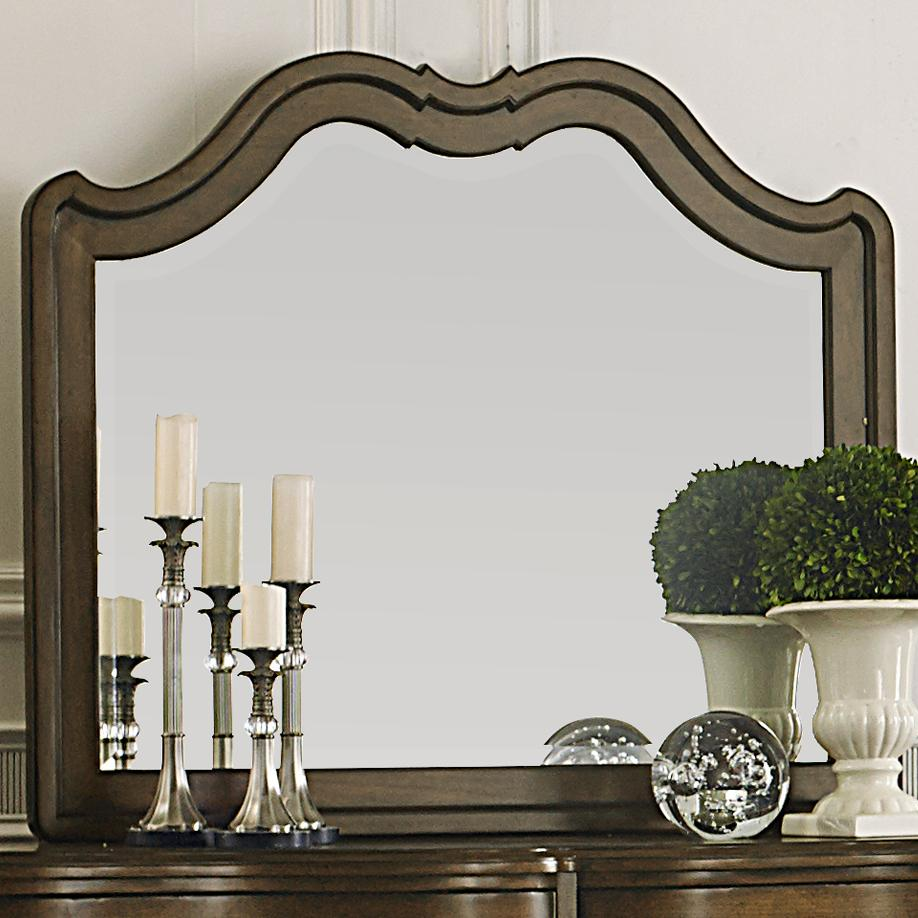 Liberty Furniture Cotswold  Landscape Mirror - Item Number: 545-BR52