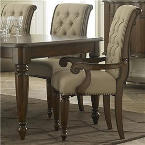 Liberty Furniture Cotswold  Upholstered Arm Chair