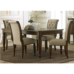 Liberty Furniture Cotswold  5 Piece Rectangular Table Set