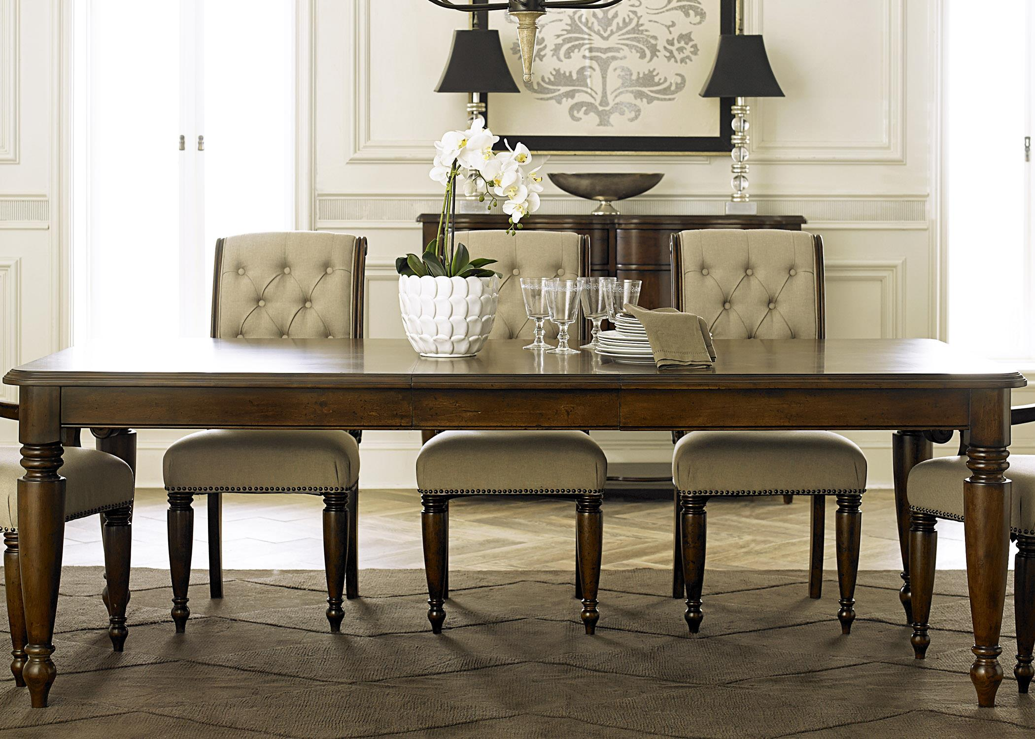 Cotswold  Rectangular Leg Table by Liberty Furniture at Northeast Factory Direct