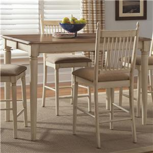 Liberty Furniture Cottage Cove Gathering Height Table