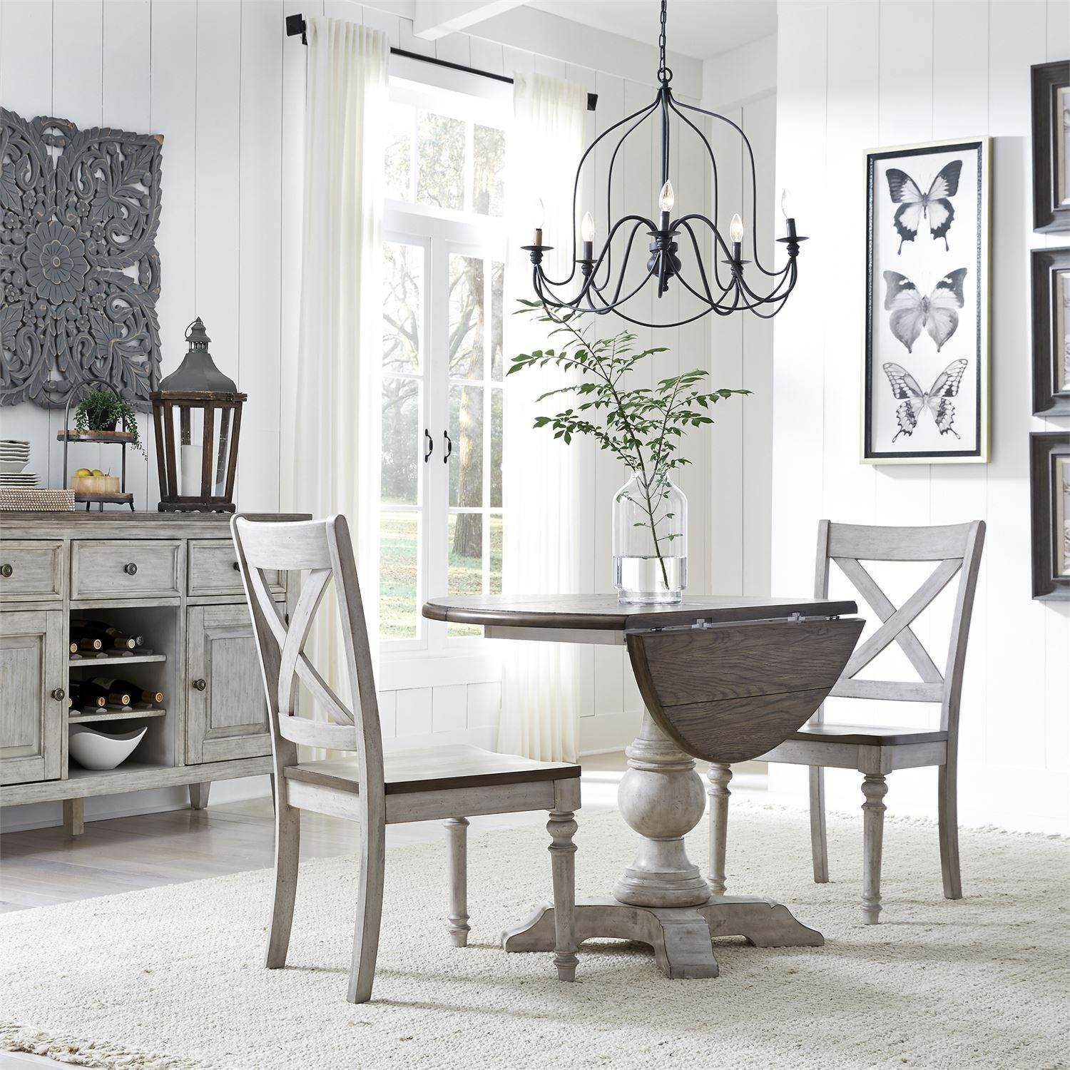 Cottage Lane Dining Room Group by Liberty Furniture at Northeast Factory Direct