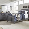 Liberty Furniture Cottage View Twin Bedroom Group - Item Number: 423-YBR-TPBDM
