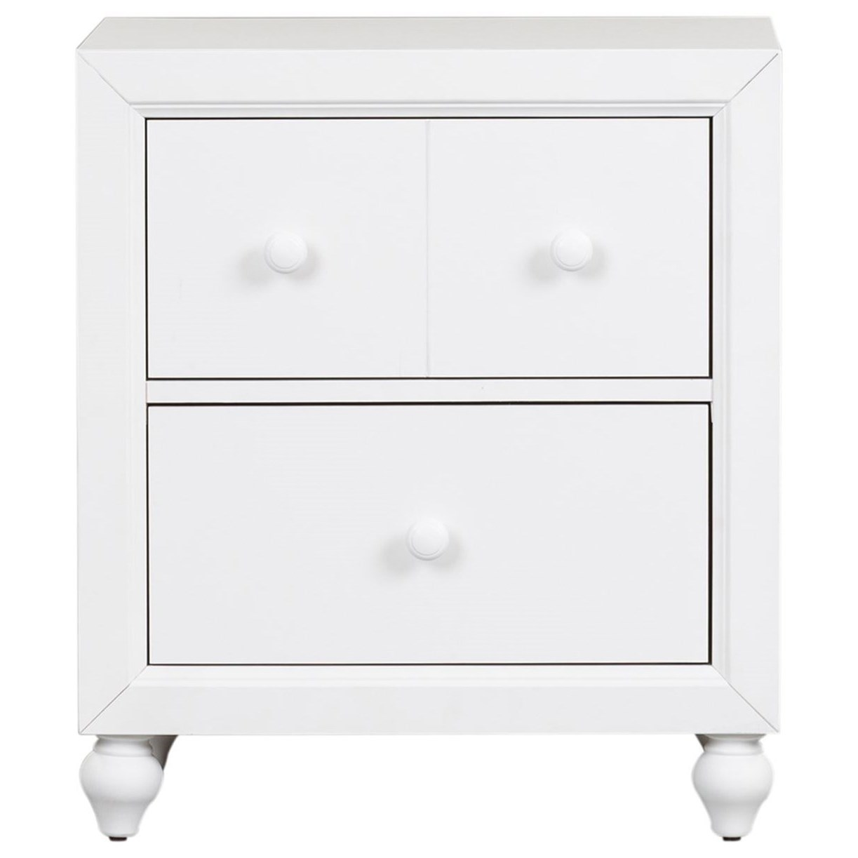 Cottage View Nightstand by Liberty Furniture at Johnny Janosik