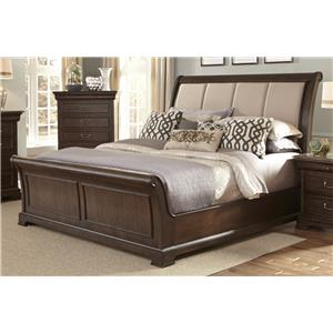 Liberty Furniture Country Estate Queen Sleigh Bed