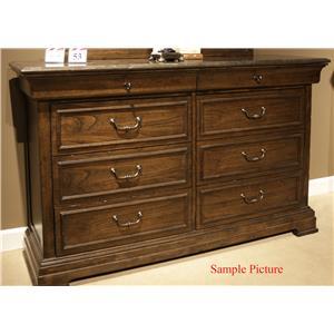 Liberty Furniture Country Estate 8 Drawer Dresser