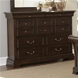 Liberty Furniture Country Estate 9 Drawer Chesser