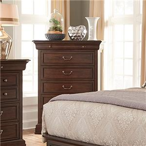 Liberty Furniture Country Estate Traditional 6-Drawer Chest
