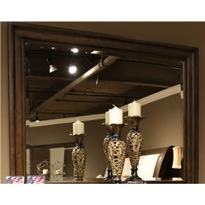Liberty Furniture Country Estate Landscape Mirror