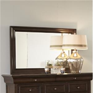 Liberty Furniture Country Estate Rectangular Mirror
