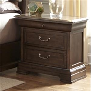 Liberty Furniture Country Estate Night Stand