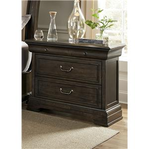 Liberty Furniture Country Estate Bed Side Chest