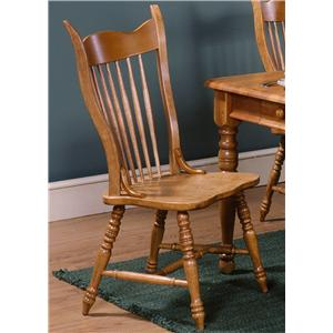 Vendor 5349 Country Haven Mule Ear Side Chair