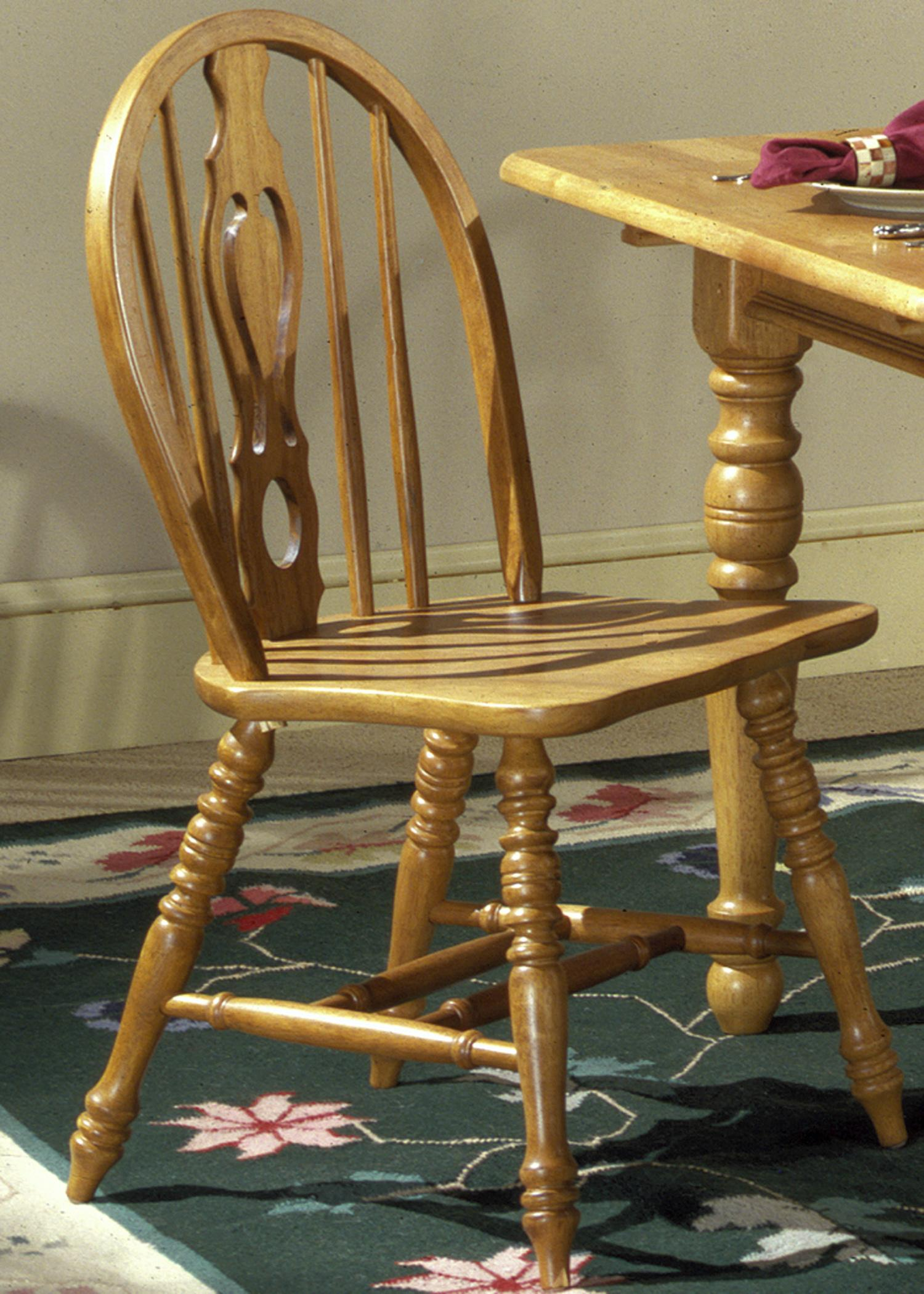 Liberty Furniture Country Haven Windsor Side Chair - Item Number: 85-C1465S