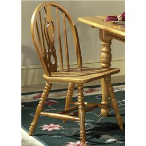 Liberty Furniture Country Haven Windsor Side Chair