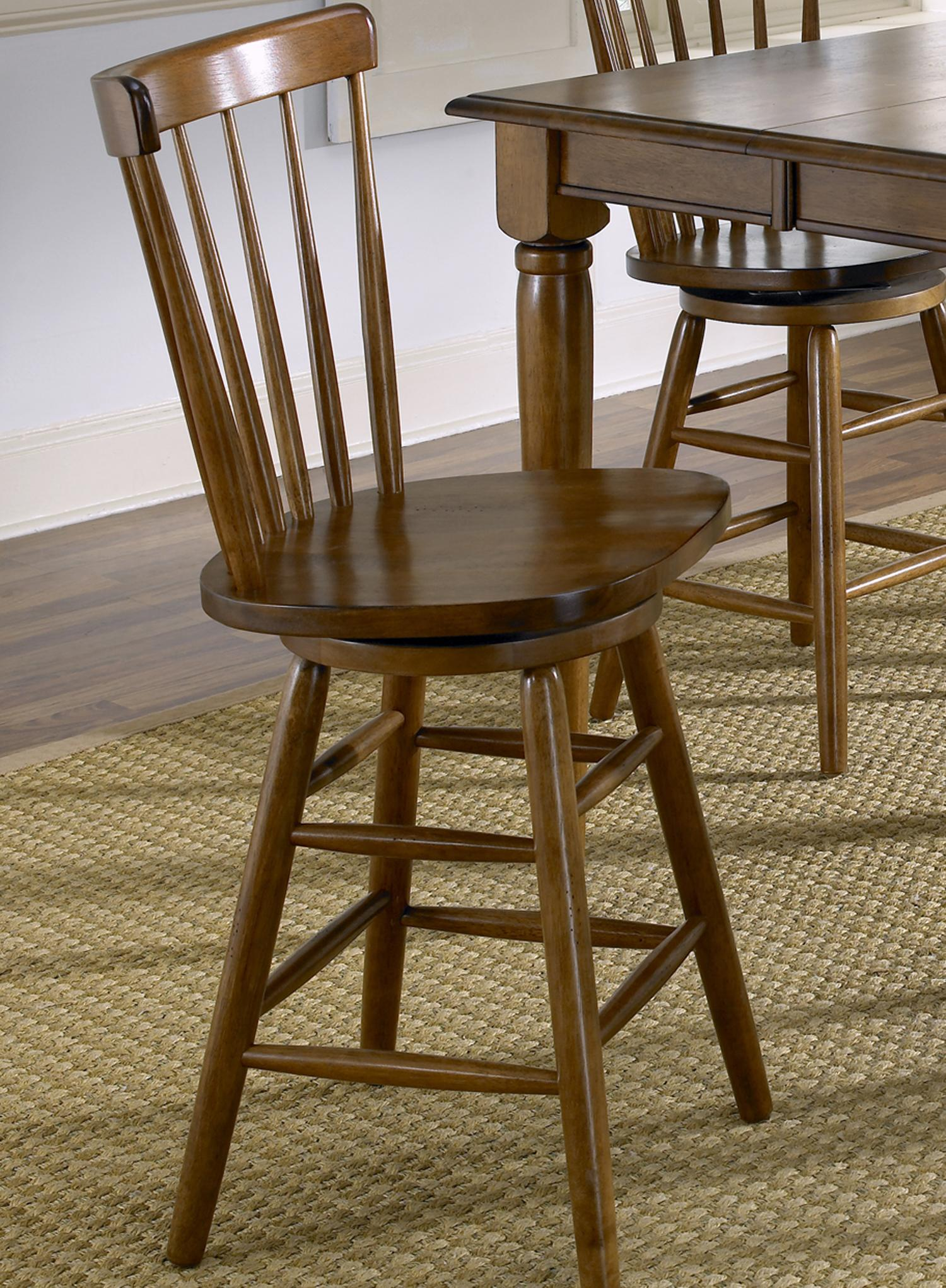 Liberty Furniture Creations II 30 Inch Bar Stool - Item Number: 38-B1730
