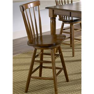 Liberty Furniture Creations II 30 Inch Bar Stool