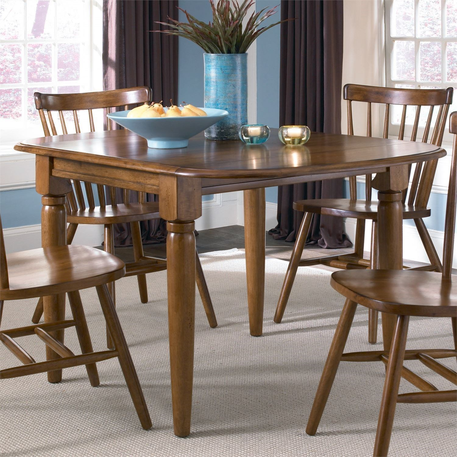 Creations II Dinette Table by Libby at Walker's Furniture
