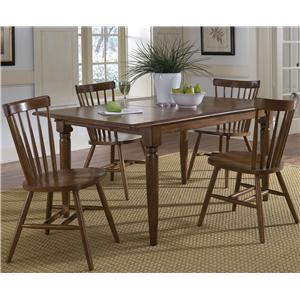 Liberty Furniture Creations II 5 Piece Table & Chair Set