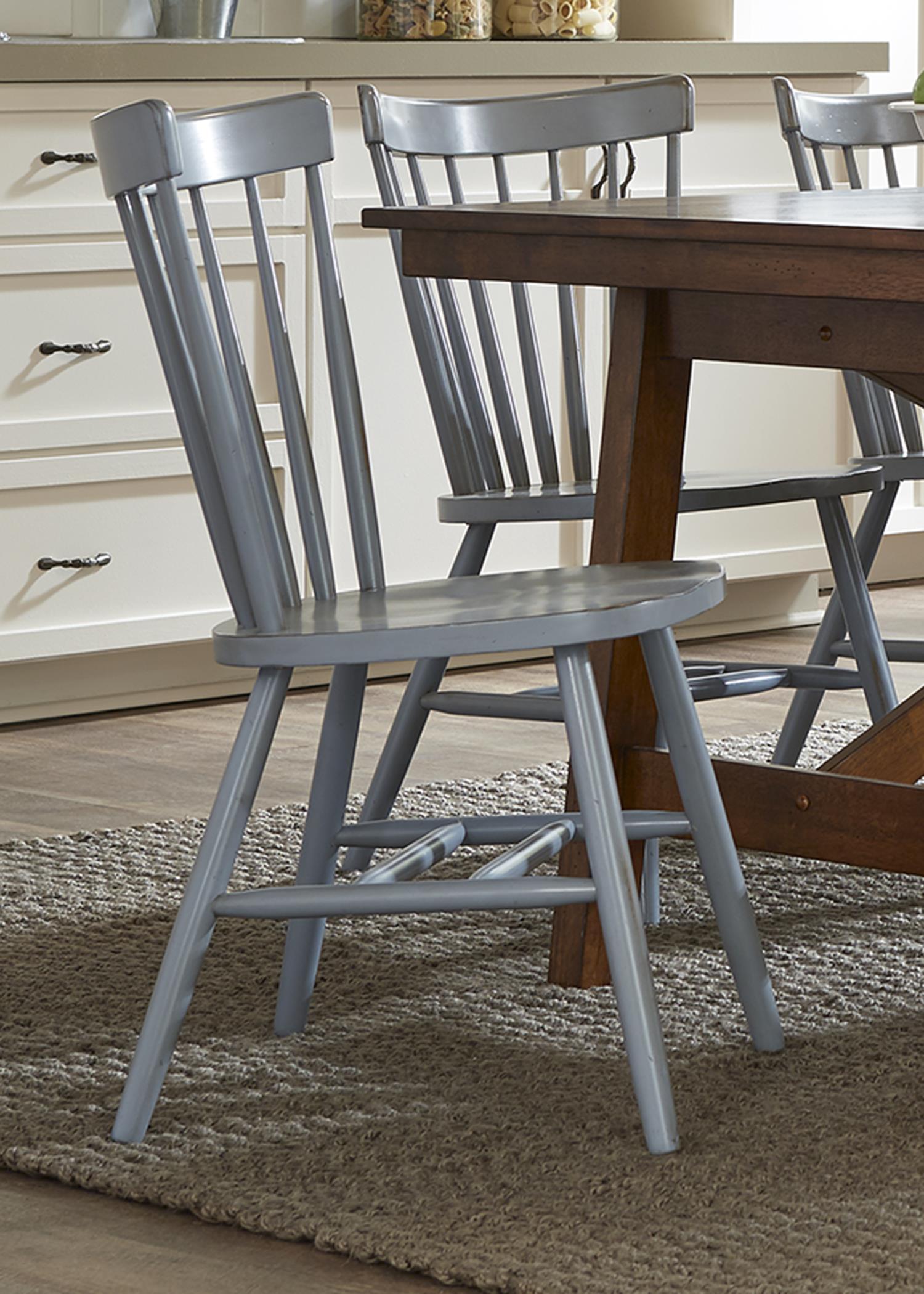 Liberty Furniture Creations II Copenhagen Side Chair - Item Number: 58-C50