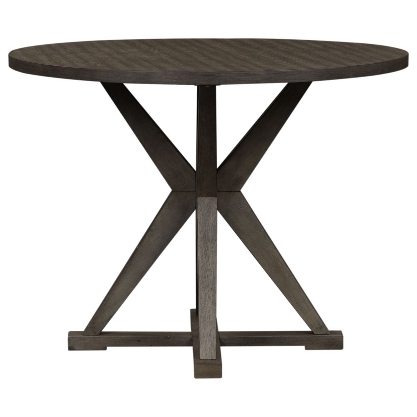 Crescent Creek Gathering Table by Liberty Furniture at Northeast Factory Direct
