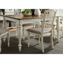 Vendor 5349 Cumberland Creek Dining Rectangular Leg Table - Item Number: 334-T4078