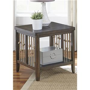 Liberty Furniture Dockside End Table