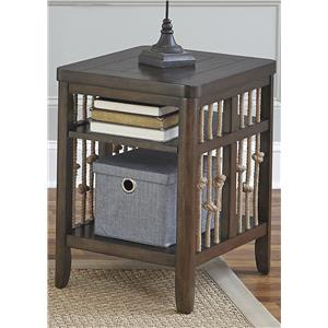 Liberty Furniture Dockside Chair Side Table