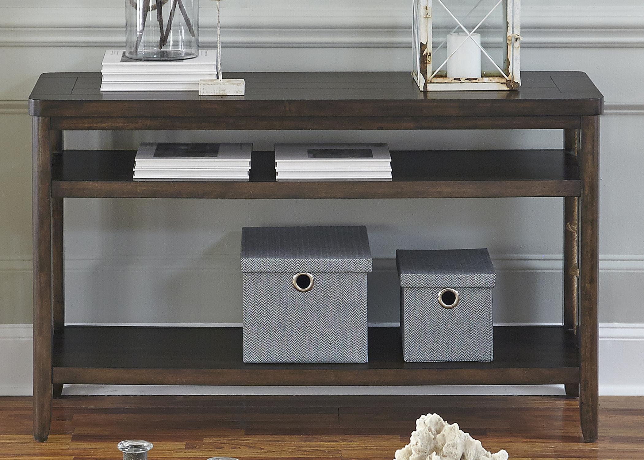 Liberty Furniture Dockside Sofa Table                                   - Item Number: 169-OT1030