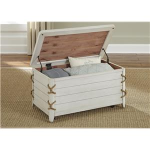 Vendor 5349 Dockside II Storage Trunk
