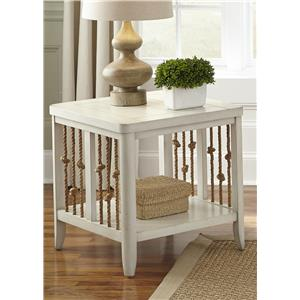 Vendor 5349 Dockside II End Table