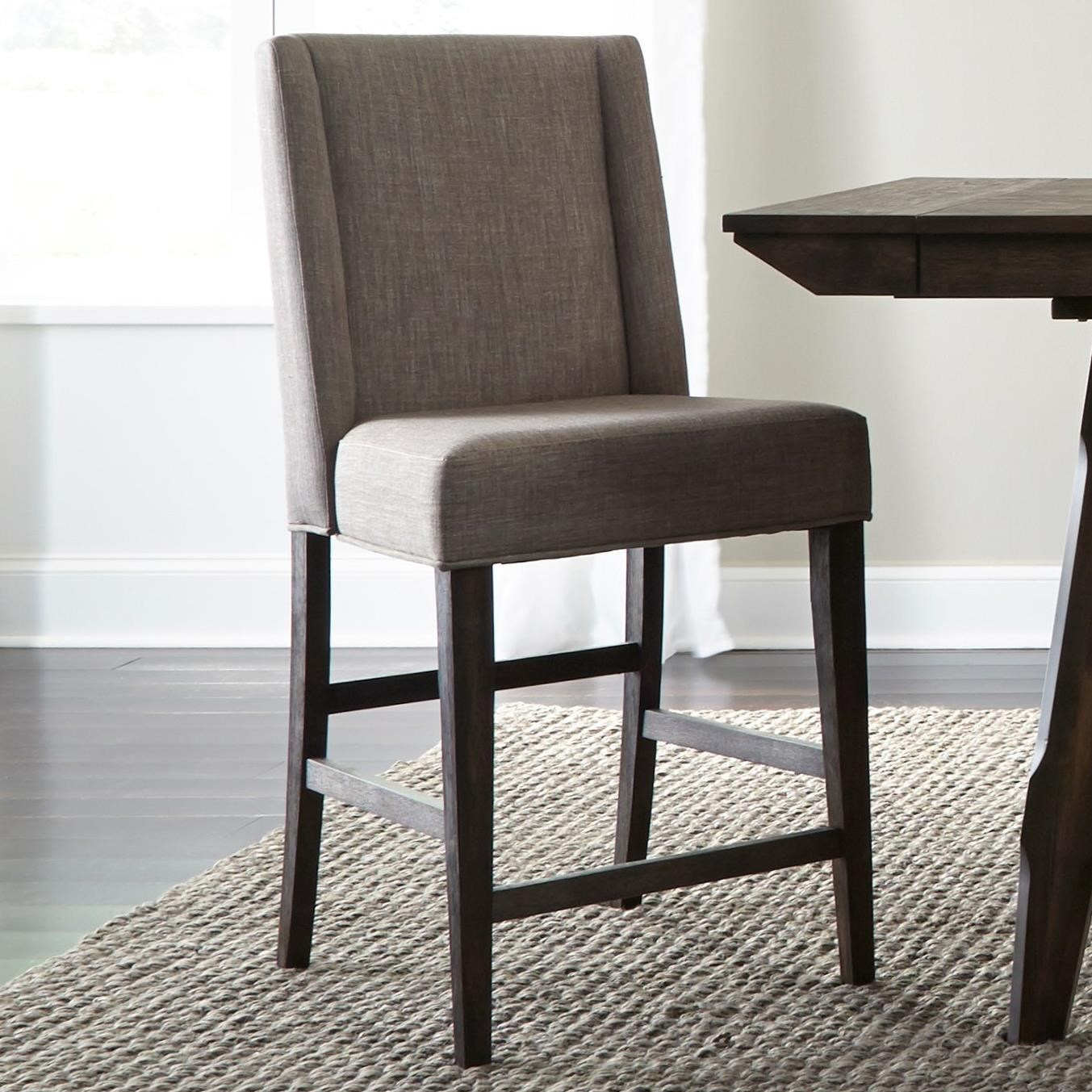 Liberty Furniture Double Bridge Contemporary Upholstered