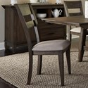 Sarah Randolph Designs Double Bridge Splat Back Side Chair - Item Number: 152-C2501S