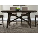 Sarah Randolph Designs Double Bridge Gathering Table - Item Number: 152-CD-GTS