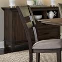 Liberty Furniture Double Bridge Sideboard - Item Number: 152-SB5436
