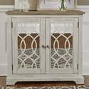 Liberty Furniture Eclectic Living Accents Accent Cabinet - Item Number: 2001-AC3634