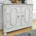 Liberty Furniture Eclectic Living Accents Accent Cabinet - Item Number: 2004-AC4036