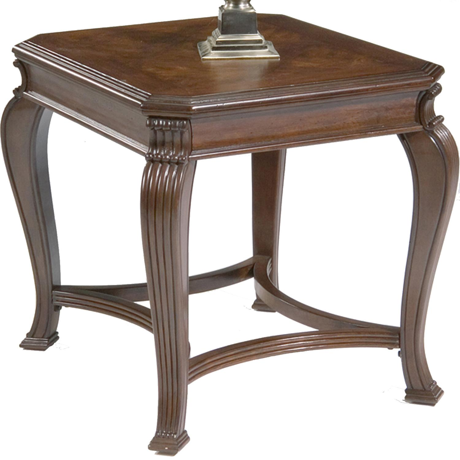 Liberty Furniture Ellington End Table - Item Number: 741-OT1020