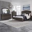 Liberty Furniture Essex Queen Bedroom Group - Item Number: 425-BR-QPBDMC