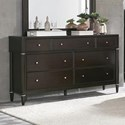 Liberty Furniture Essex 7-Drawer Dresser - Item Number: 425-BR31