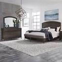Liberty Furniture Essex King Bedroom Group - Item Number: 425G-BR-OKPBDM