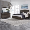 Liberty Furniture Essex King Bedroom Group - Item Number: 425G-BR-KPBDM