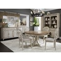 Liberty Furniture Farmhouse Reimagined Dining Room Group - Item Number: 652 Dining Room Group 2